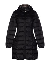 Yes Zee By Essenza Down Jackets Black