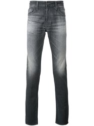 Ag Jeans Stockton Skinny Men Cotton Spandex Elastane 36 Grey