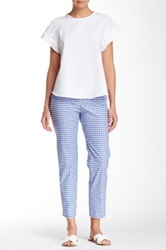 J. Mclaughlin Cosmo Ankle Pant Blue