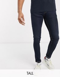 Voi Jeans Tall Skinny In Mid Blue