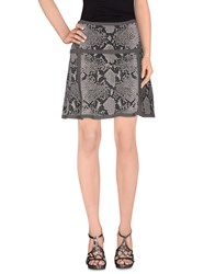 Diane Von Furstenberg Skirts Knee Length Skirts Women Grey