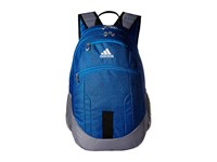 Adidas Foundation Ii Backpack Twills Bright Blue Bright Blue Grey Black Backpack Bags