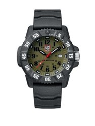 Luminox Carbon Seal Compound Strap Watch No Color