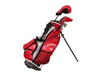 Callaway Xj 12 Red Junior Set 5 8 Years Old Red Athletic Sports Equipment