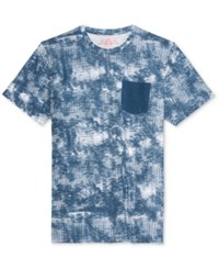 American Rag Men's Trans Texture T Shirt Only At Macy's Curaco Nights