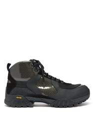 1017 Alyx 9Sm Panelled Hiking Boots Black