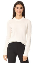 Rag And Bone Ace Cashmere Sweater Ivory