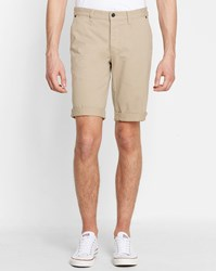 Minimum Beige Frede Bermuda Shorts