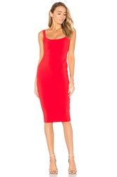 Nookie Glamour Dress Red