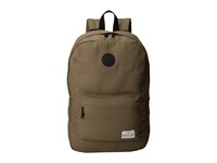 Quiksilver Tracker Canvas Backpack Armed Backpack Bags Navy