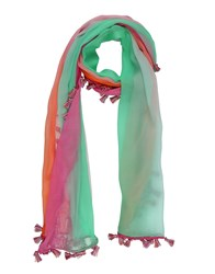 Space Style Concept Scarves Light Green