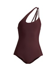 Mikoh Pahoa Swimsuit Burgundy