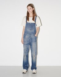 Levi's Vintage Bib And Brace Overall Blue