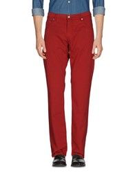 Baldessarini Casual Pants Red