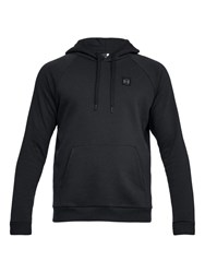 Under Armour Rival Pull Over Training Hoodie Black
