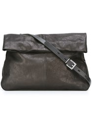 Ally Capellino Large 'Pomme' Shoulder Bag Brown