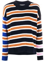 Christian Wijnants Kia Striped Jumper 60