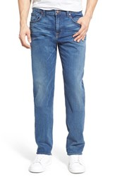 Men's 7 For All Mankind 'Foolproof' Slim Straight Leg Jeans Bombay Springs