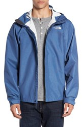 The North Face Men's 'Venture' Packable Waterproof Jacket Shady Blue Heather