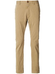 Closed Skinny Chinos Neutrals