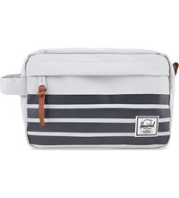 Herschel Chapter Striped Washbag Lunar Rock Offset