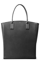 Shinola Latigo Leather Tote Black