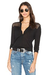 Soft Joie Aiyana Top Black