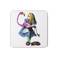 Mrs Moore's Vintage Store Alice Coaster