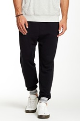 Alternative Apparel Lightweight French Terry Slouchy Jogger Black