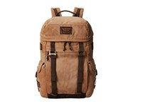 Burton Annex Pack Beagle Brown Waxed Canvas Backpack Bags