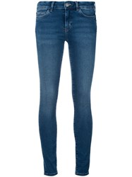 Mih Jeans Bodycon Skinny Blue