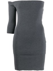 Ports 1961 Off Shoulder Knitted Dress 60