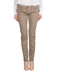 Kocca Trousers Casual Trousers Women Khaki