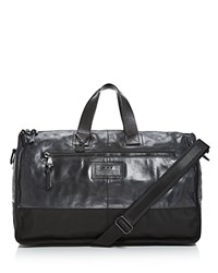 John Varvatos Star Usa Gibson Duffel Bag Black