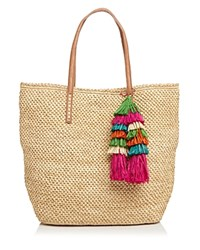Mar Y Sol Savannah Tote Natural