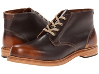 Allen Edmonds Odenwald Brown Leather Men's Lace Up Boots