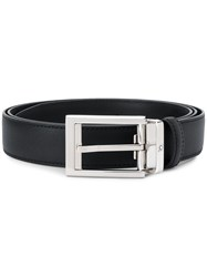 Montblanc Cut To Size Business Belt Black