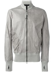 Isaac Sellam Experience Reflechissant Jacket Grey