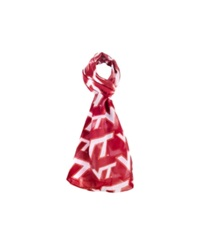 Forever Collectibles Virginia Tech Hokies All Over Logo Infinity Scarf Maroon