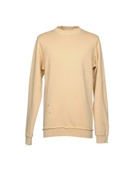 Ring Sweatshirts Beige