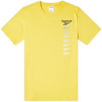 Reebok Multi Vector Tee Yellow