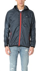 Rvca Va Sport Hexstop Jacket Midnight