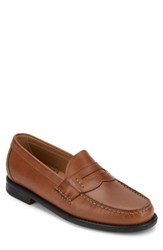 G.H. Bass Men's And Co. Wagner Penny Loafer Tan