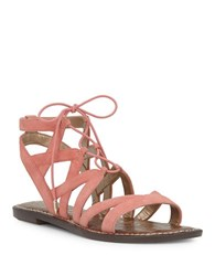 Sam Edelman Gemma Gladiator Sandals Peach