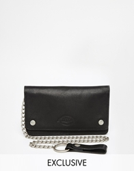 Dickies Balboa Wallet With Chain Black