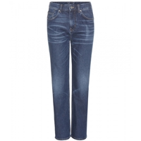 Mih Jeans The Halsy Straight Leg Jeans