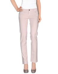 Jfour Trousers Casual Trousers Women Light Pink