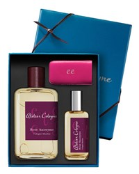 Atelier Cologne Rose Anonyme Cologne Absolue 200 Ml With Personalized Travel Spray 30 Ml Bordeaux