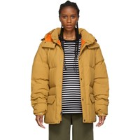 The North Face Brown Down Sierra 3.0 Jacket
