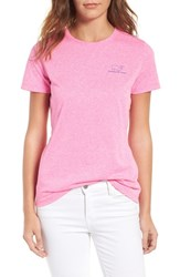 Vineyard Vines Women's Whale Performance Tee